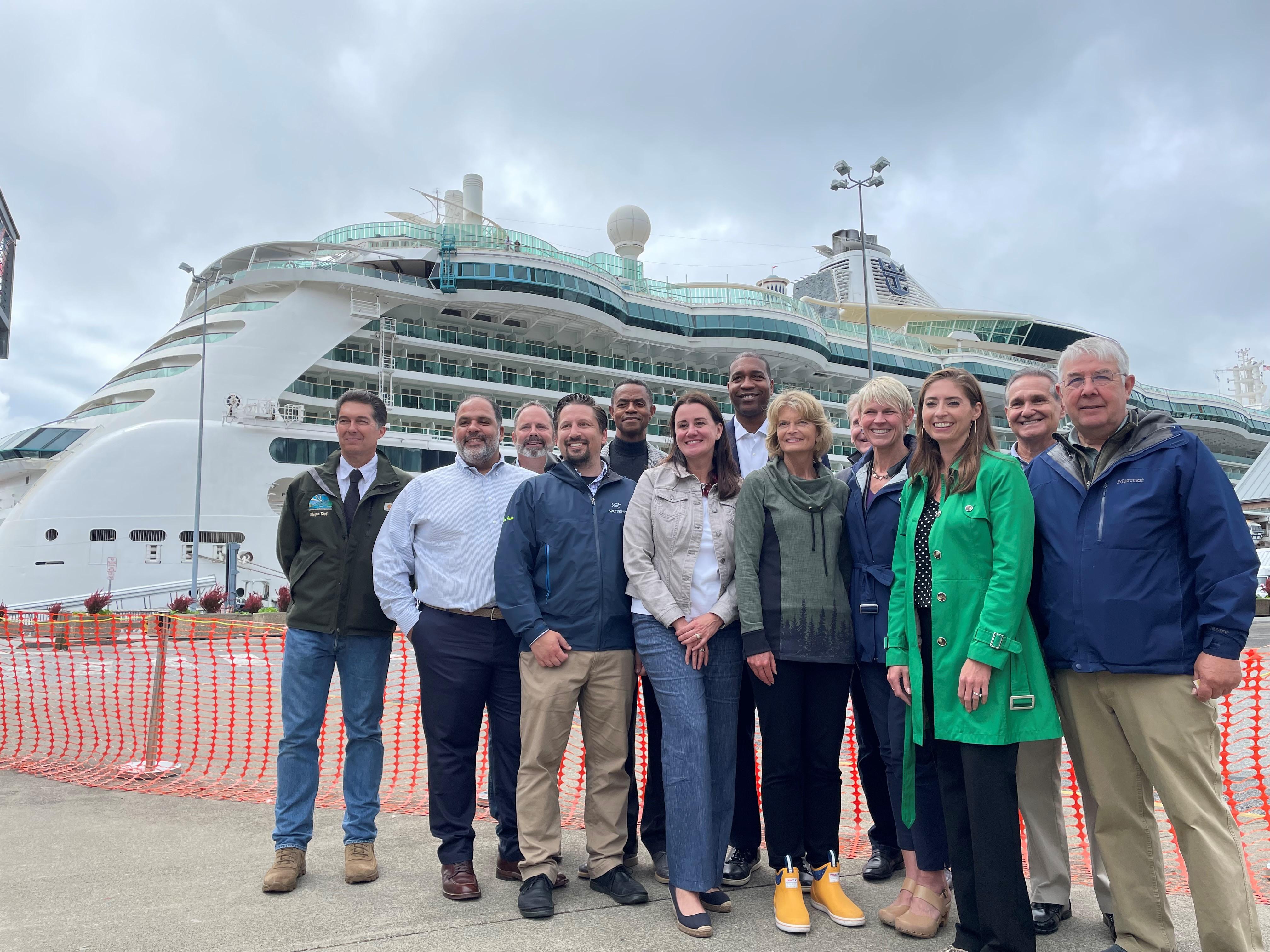 Cruise Ship Event 2