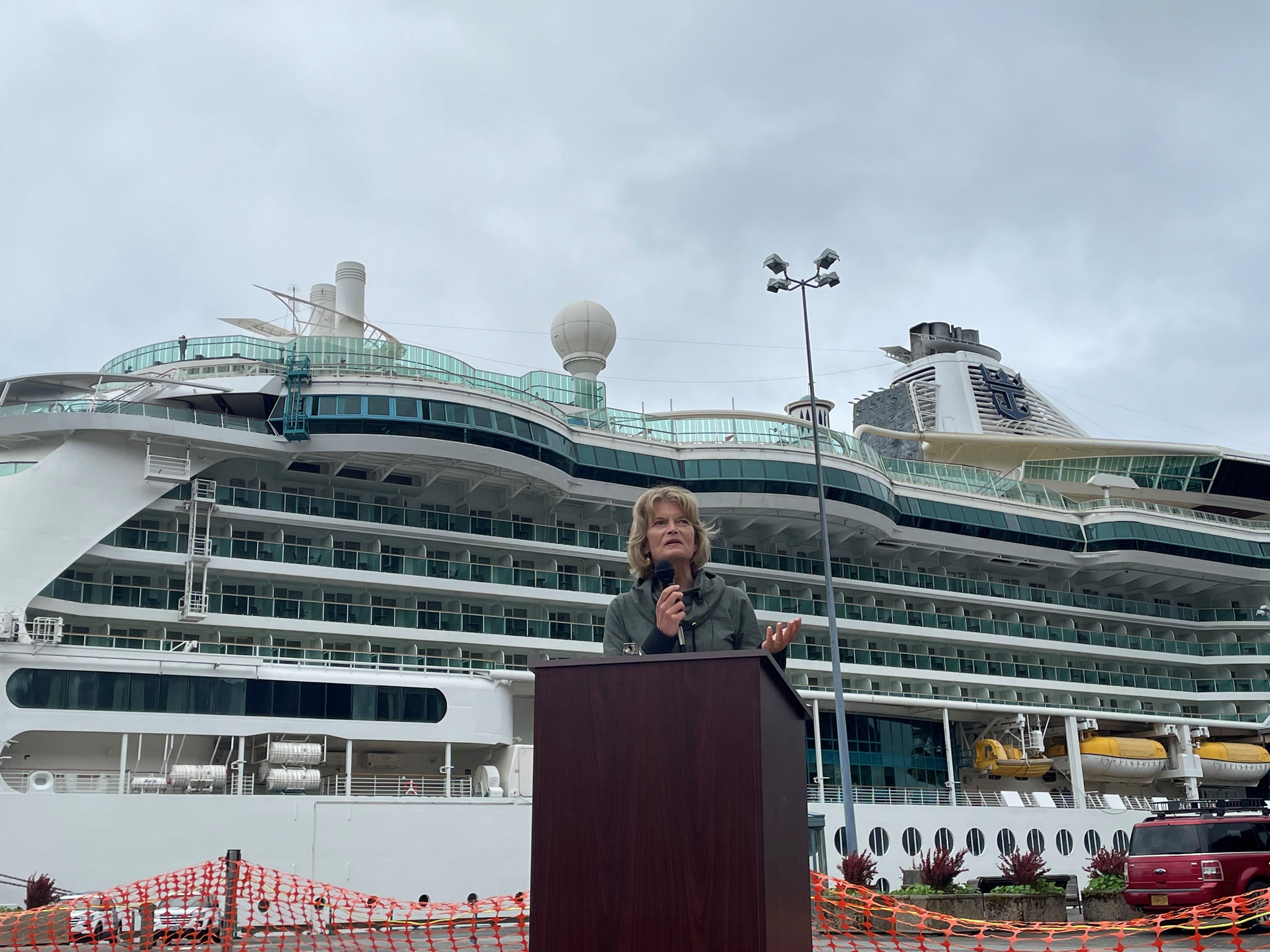 Cruise Ship Event 1