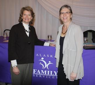 Judy Gette, AK Family Services
