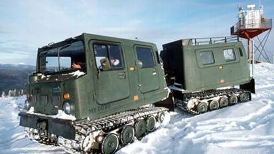 Small Unit Support Vehicles (SUSVs)