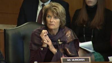 Indian Affairs Senator Murkowski 1 - 12.12.18