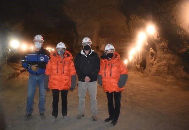 Permafrost Tunnel
