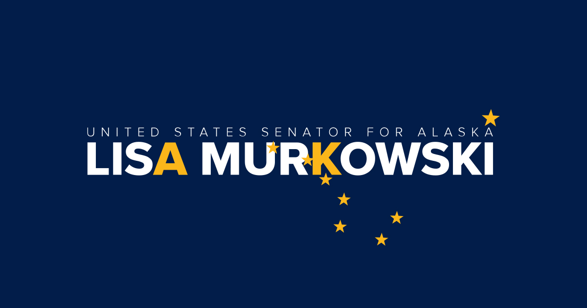 Murkowski, Manchin, House Colleagues Reach Agreement on Energy Package for Year-End Appropriations Bill